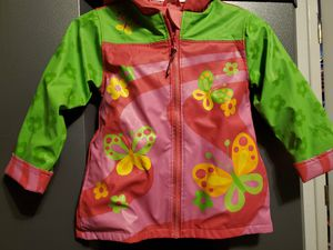 Rain jacket, boots and matching umbrella for Sale in El Paso, TX