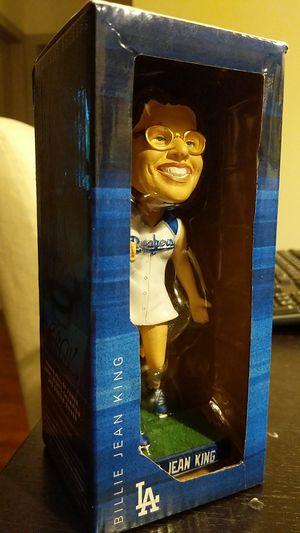 Dodgers Billie Jean King Bobblehead for Sale in Los Angeles, CA