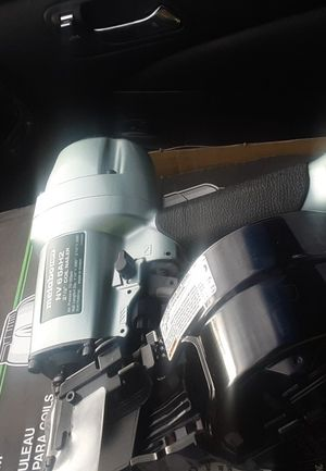 Metabo htp coil siding nail gun for Sale in Columbus, OH