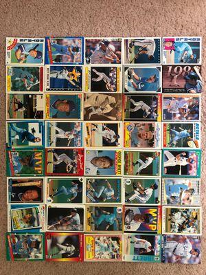 Baseball Cards - George Brett for Sale in South Brunswick Township, NJ