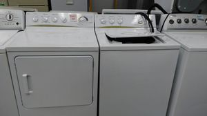 Adora washer dryer set white 2 month warranty for Sale in Cleveland, OH