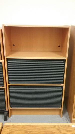 Oak Storage Cabinet for Sale in Tigard, OR