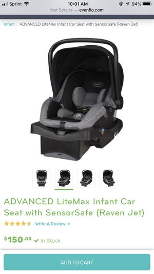 Baby car seat for Sale in Oologah, OK