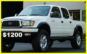 Price$1200 Toyota Tacoma for Sale in Springfield, MA