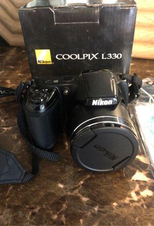 Nixon Coolidge L330 Camera for Sale in Oak Lawn, IL