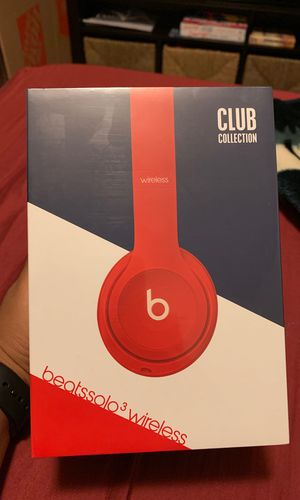 Beats Solo 3 wireless for Sale in Edmonds, WA