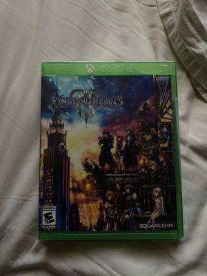 Kingdom Hearts 3 (Xbox One) for Sale in Pico Rivera, CA