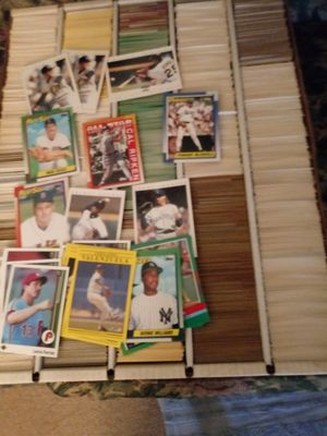 Baseball cards. for Sale in Fullerton, CA