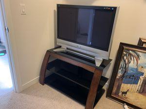 37inch Panasonic Plasma & TV Stand for Sale in Seattle, WA