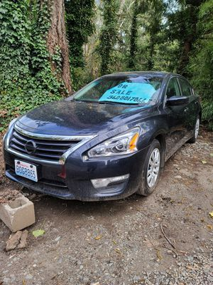 Nissan Altima for Sale in Bremerton, WA
