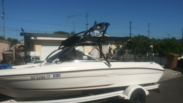 Trade for harley 180 Sea Ray open bow