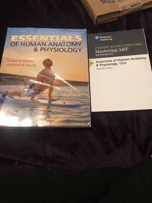 Into to Anatomy and Physiology with access code for Sale in Saginaw, MI