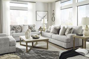 ‼️Mercado Pewter Living Room Set‼️ for Sale in Austin, TX