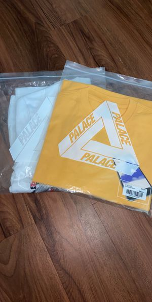 Palace tri phone t shirts size small for Sale in San Diego, CA