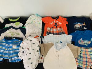 Baby clothes 3-6 months for Sale in Hollywood, FL