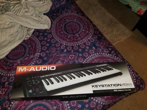 M-audio keyboard Music Piano for Sale in Dallas, TX