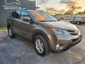 2014 Toyota RAV4 for Sale in Miami, FL