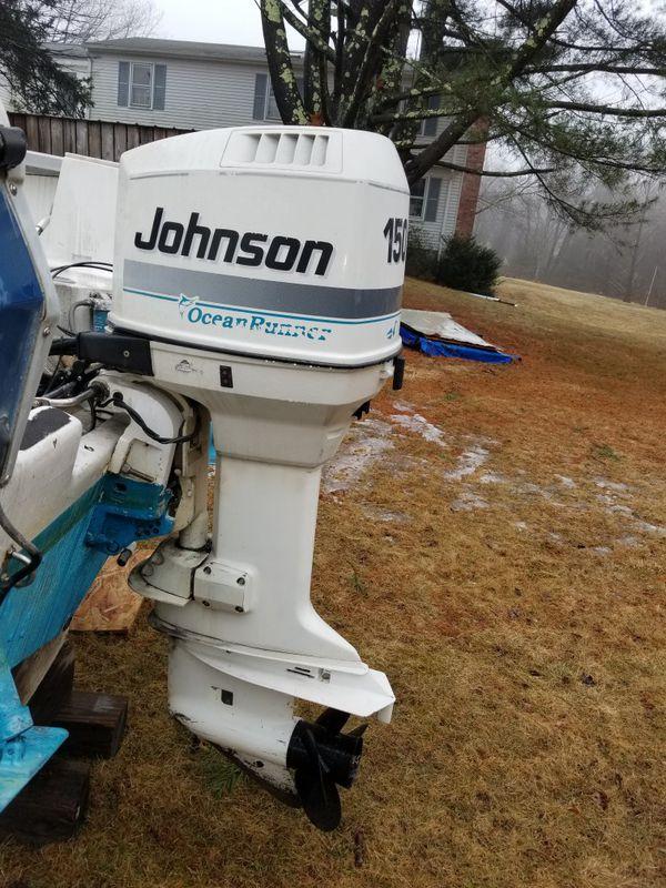 Johnson 150 Outboard Compression