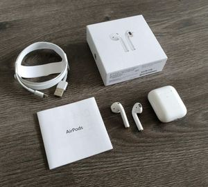 """Brand new""AirPods2 with Wireless Charging Case for Sale in Central Houghton, WA"
