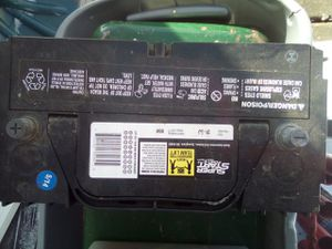950 cold cranking amp deep cycle RV battery for Sale in West Valley City, UT