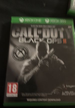Call of duty black ops 2 for Sale in Round Rock, TX