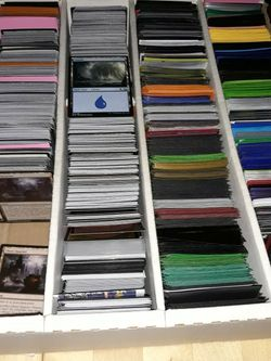 Magic The Gathering Mix Card And Lands And Sleeves for Sale in Hillsboro,  OR