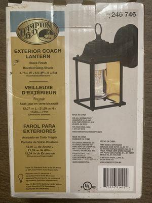 Exterior coach lantern for Sale in Scio, OH