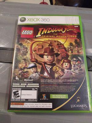 Xbox 360 Lego Indiana Jones /Kung Fu Panda for Sale in Hinckley, OH