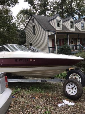 1800 XR Boat 90 HP for Sale in Chesterfield, VA