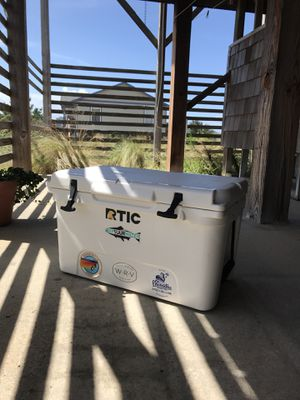 RTIC Cooler 45 great condition for Sale in Nags Head, NC