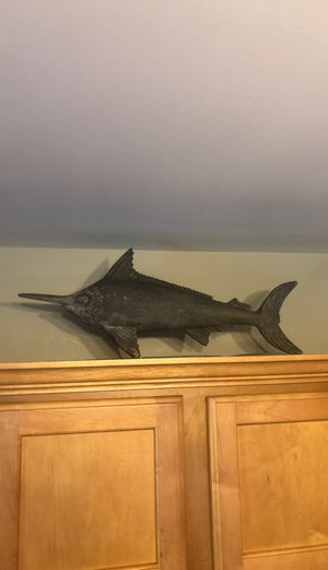 $48 Swordfish Home Decor for Sale in West Bloomfield Township, MI