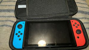 Nintendo Switch and games with a pro controller for Sale in Fayetteville, NC