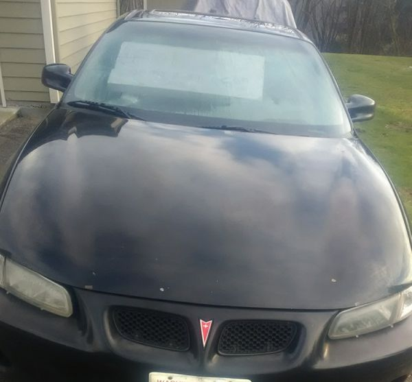 02 Pontiac Grand prix fwd 3.8 supper charged