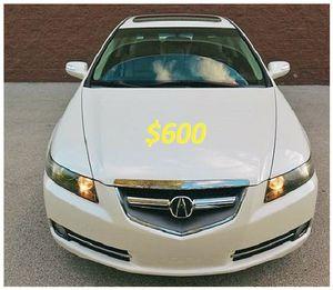 $6OO🔥 Very nice 🔥 2005 Acura TL Sedan Runs and drive very smooth clean title!!!! for Sale in Birmingham, AL