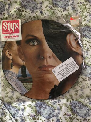 Styx collector's disc for Sale in Doylestown, OH