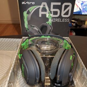Astro A50 Gen 3 Xbox And Pc Headset for Sale in Houston, TX