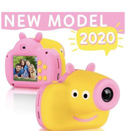 NEW! Cute Digital Camera for Kids - Adorable Piggy Design - Durable Photography Toys Birthday Idea for Boys and Girls for Sale in Stuart,  FL