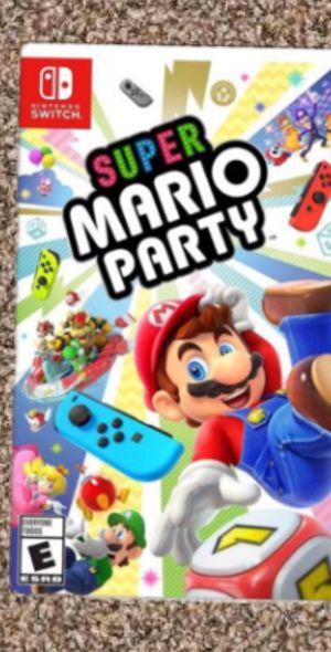 Super Mario party digital for Sale in Arvada, CO
