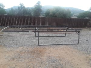 f250 truck rack fits year 2000 long bed for Sale in Poway, CA
