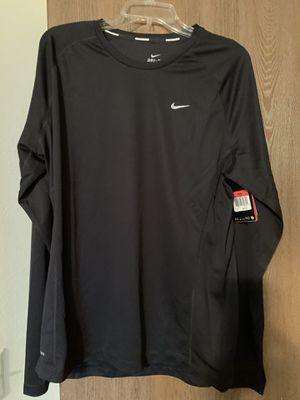 NEW Men's Nike Dri-Fit Shirt - Large for Sale in Shoreline, WA