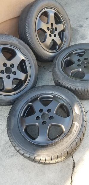 16 inch racing rims 5x114.3 for Sale in Whittier, CA