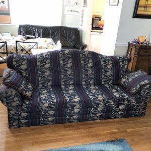 Antique Fabric Sofa for Sale in Falls Church, VA