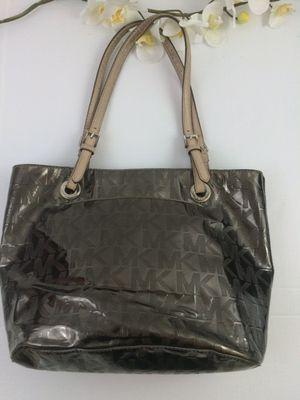 Michael Kors MK signature metallic shiny 2 straps for Sale in Rockville, MD