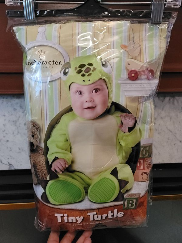Halloween Costume - Tint Turtle - 18-24 months