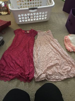 Girls clothes some used once others brand new for Sale in Columbus, OH