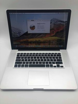 "Macbook Pro 15"" i5 8gb ram 256g SSD with Logic x Pro/Final Cut Pro/Office 2016 for Sale in North Las Vegas, NV"