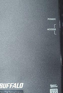Buffalo DriveStation Duo 2-Drive Desktop DAS 6 TB for Sale in Pompano Beach,  FL