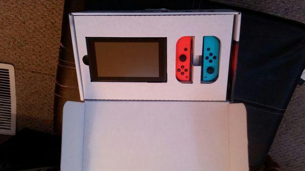 Nintendo Switch 1