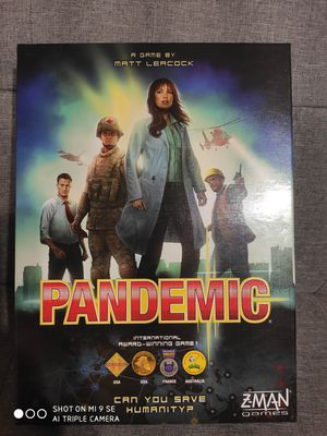 Pandemic- International Award Winning Game for Sale in Chicago, IL