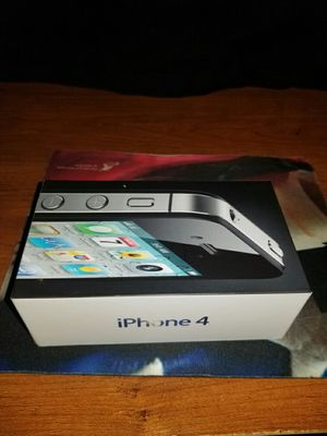 IPhone box only. for Sale in Spartanburg, SC